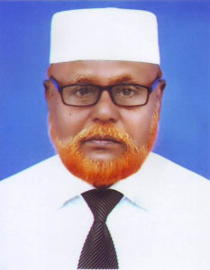 Bir Muktijoddha Alhaj Major (Retd) Md. Nasim Uddin