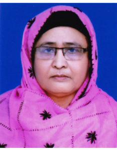Mrs Anowara Begum