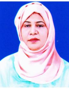 Mst Masuda Mahmud